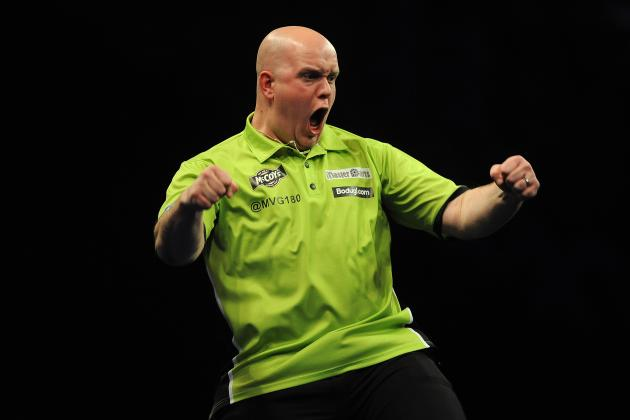 Premier League Darts 2014: Dublin Date, Fixtures, Standings and Live Stream Info