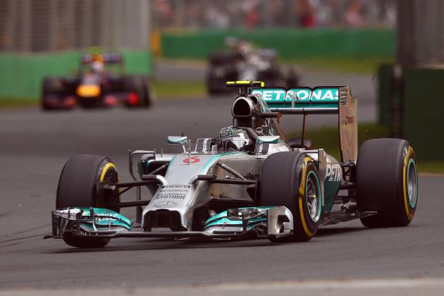 Can Teams Find 0.5 Seconds of Speed by Malaysian Grand Prix?