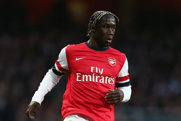 Arsenal Transfer News: Bacary Sagna Rejects Inter, Fuelling Manchester City Talk