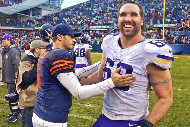 Jared Allen to Bears: Latest Contract Details, Analysis and Reaction
