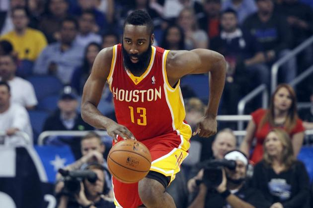 James Harden Catching Fire at Perfect Time for Surging Houston Rockets