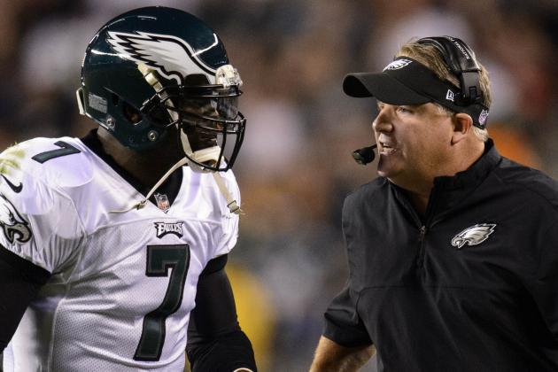 Eagles Coach Chip Kelly Thinks New Jets QB Michael Vick
