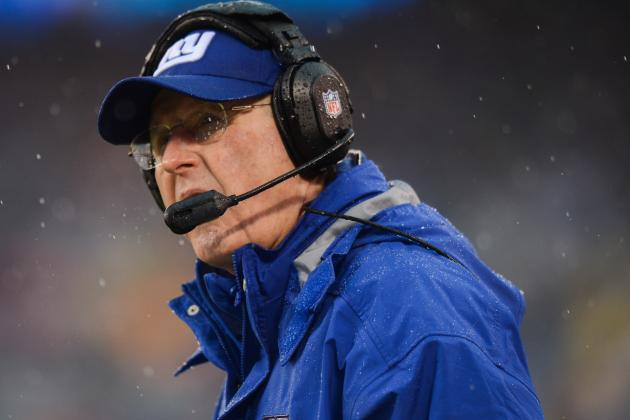 Tom Coughlin: Giants Offense Will Have Some Old
