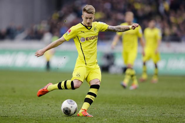 Manchester United Transfer News: Major Marco Reus Blow Dealt by Dortmund