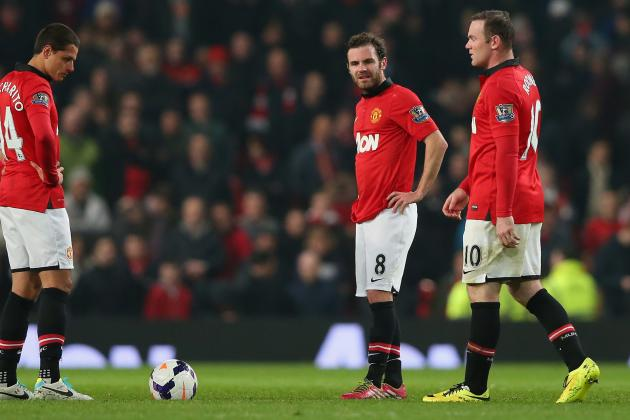Grading Manchester United's Juan Mata Signing Two Months In