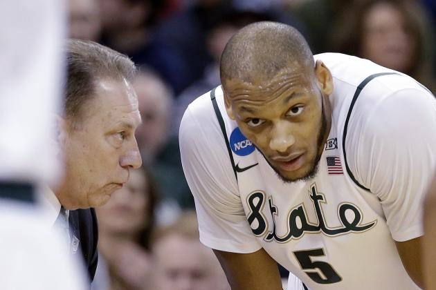 Michigan State Spartans vs. Virginia Cavaliers Betting Line, Sweet 16 Pick