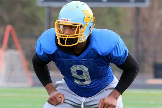 Natrez Patrick Names Top 5: Which Team Is Best Fit for 4-Star DE?