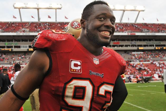 Buccaneers View Contract Extension for DT Gerald McCoy as a 'Priority'