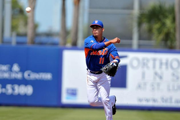 Who Plays More Games as Mets Shortstop: Wilmer Flores or Ruben Tejada?