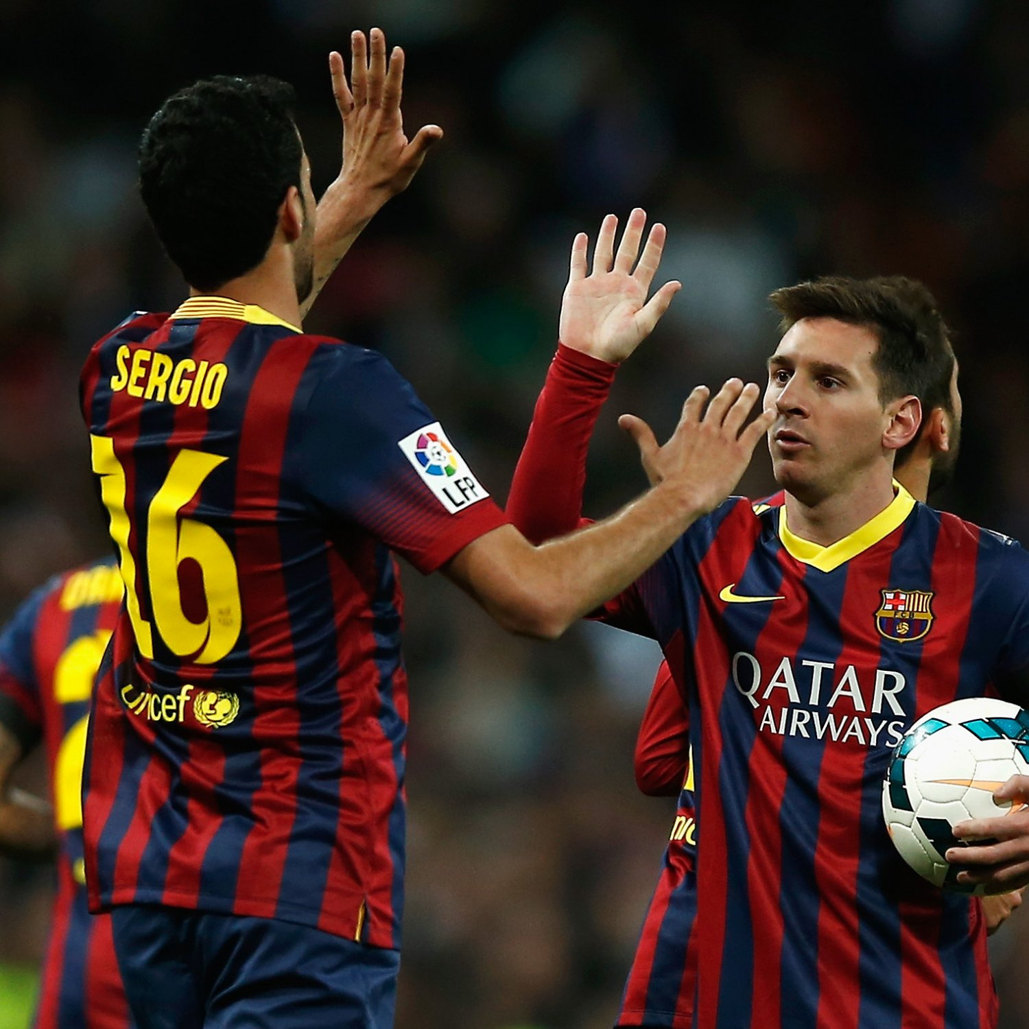 Barcelona Vs Celta Vigo In Youtube: Barcelona Vs. Celta Vigo: La Liga Live Score, Highlights