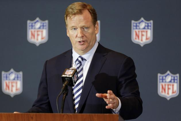 Roger Goodell Stands by Washington Redskins Keeping Controversial Name
