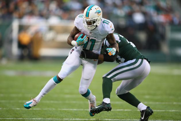 Report: Dolphins Renew Attempts to Trade Mike Wallace
