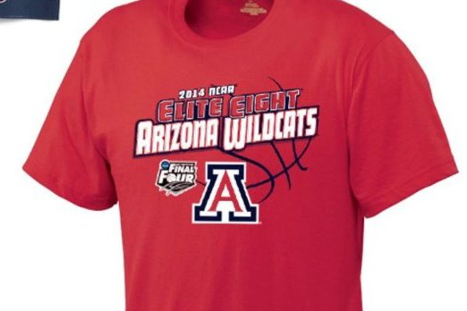 University of Arizona Accidentally Leaks Elite Eight Shirts