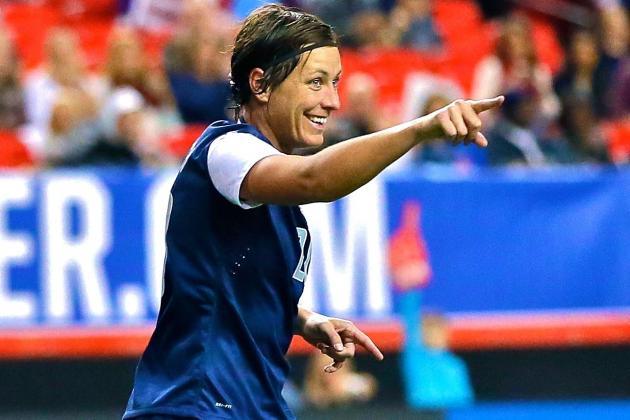 Abby Wambach Exclusive: US Soccer Star Talks Japan, World Cup Hopes and More