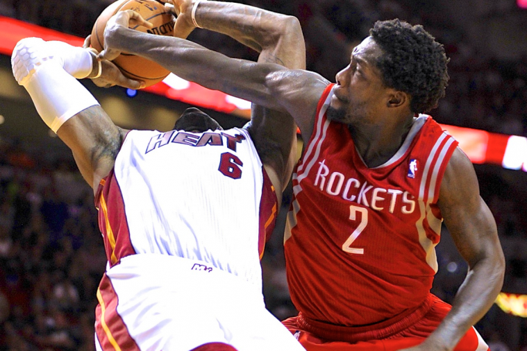 Patrick Beverley Breaks Down What Makes Him the Peskiest Defender in the NBA
