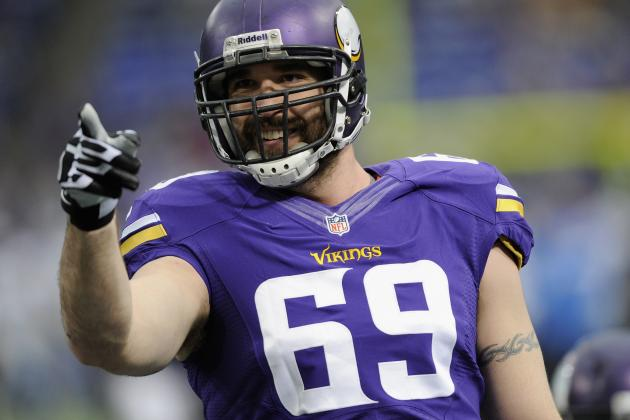 'Workout Freak' Jared Allen Still Has Productivity Left at 32