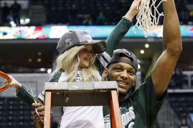 Adreian Payne's Relationship with an 8-Year-Old Cancer Patient Is Unshakable