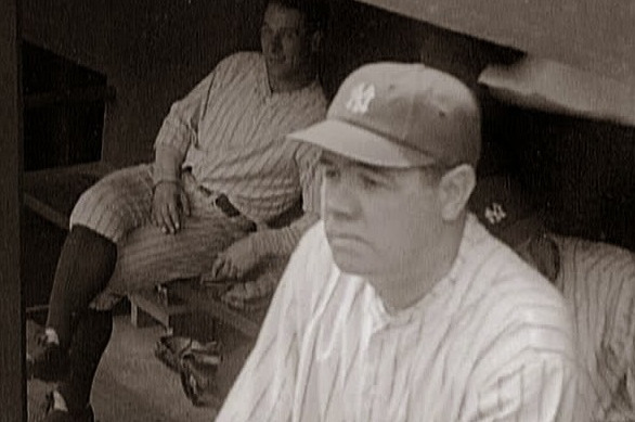 New Footage of Lou Gehrig, Babe Ruth