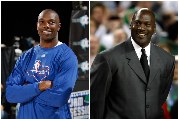 Terrell Owens Talks Up His Basketball Game, Says He Would Cross Up Jordan