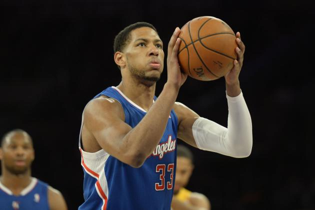 Why Danny Granger Will Be NBA's Next Great Reclamation Project