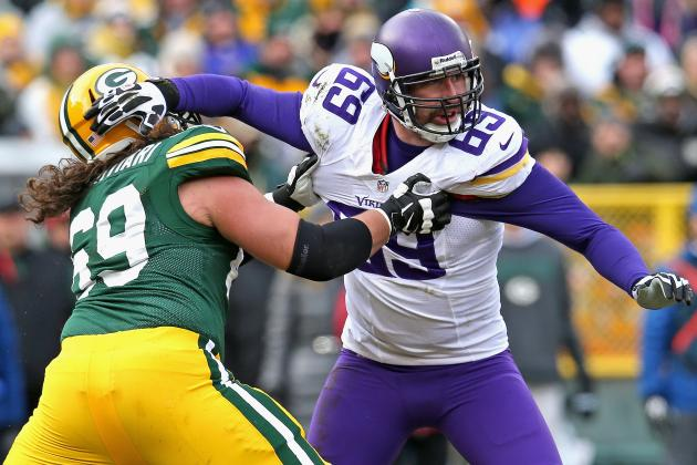 Did Jets Make a Play for Defensive End Jared Allen?