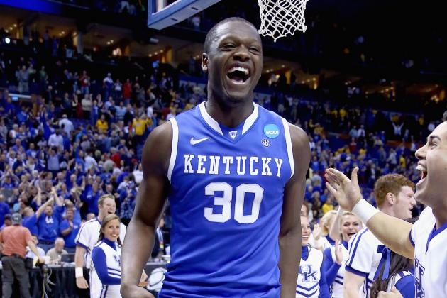 Kentucky Freshman Julius Randle Named an NABC All-American