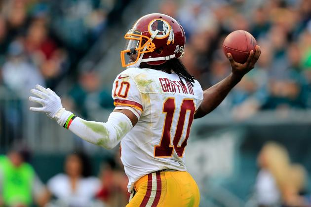 Gruden Says RG3 Is 'Eager' and 'Anxious' to Get Started