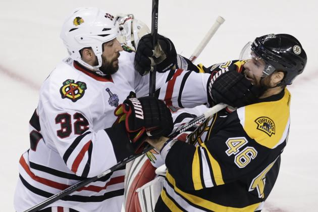 What We'll Learn from Chicago Blackhawks' Showdown with Boston Bruins