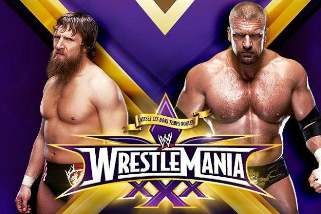 WWE WrestleMania 30 Live Stream: Start Time and Preview for Major PPV