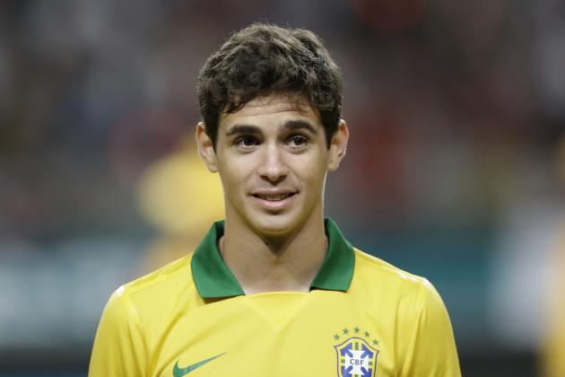 Why Chelsea Star Oscar Holds the Key to Brazil World Cup 2014 Glory