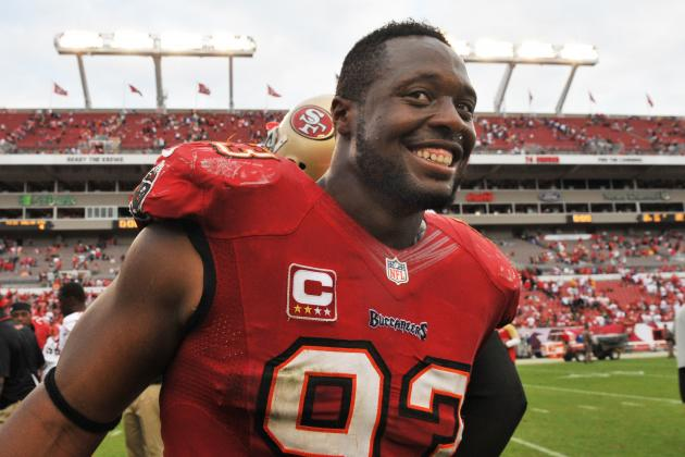 Gerald McCoy 'Very Important' to Tampa Bay Buccaneers