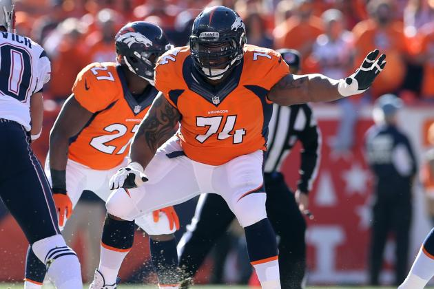 Denver to Work 'A Million' OL Combinations