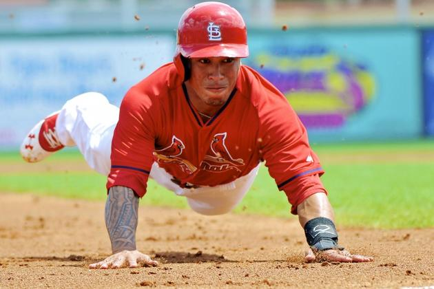 Kolten Wong, Carlos Martinez Will Carry Cardinals' Youth Movement into 2014