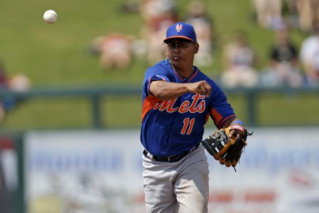 New York Mets: Is Ruben Tejada an Everyday Shortstop?