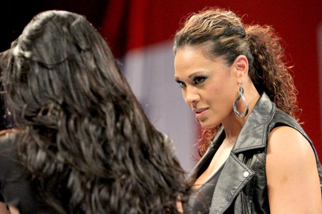 Tamina Snuka Would Make Best WWE Divas Champion of AJ Lee's Opponents