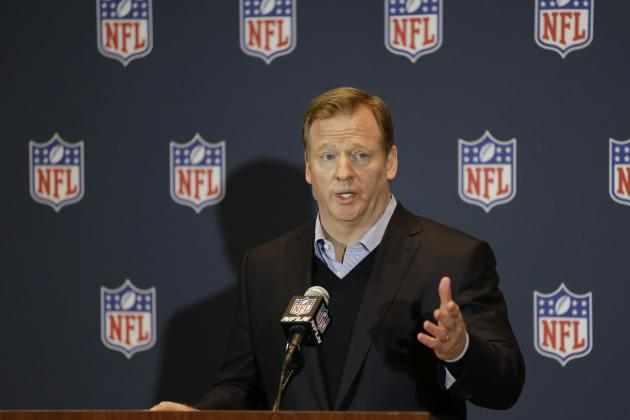 NFL Owners Meetings Bring Changes, but Fail to Do Anything Meaningful