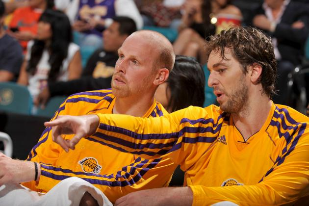 Lakers News: Latest on Chris Kaman and Pau Gasol