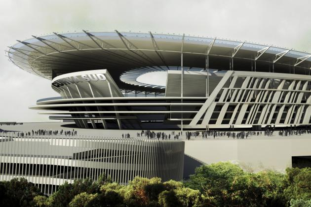 Roma's New Stadium Plan Shows Path That Italian Clubs Must Follow