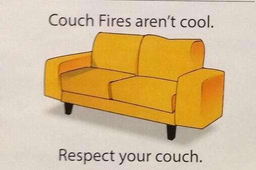 Louisville Wants Students to Refrain from Setting Couches on Fire After Sweet 16