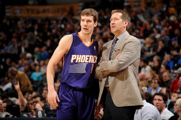 Updated Odds for Phoenix Suns' Playoff Chances