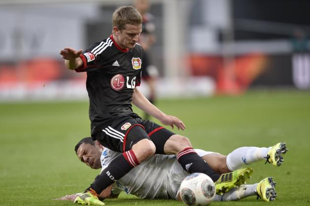 Arsenal Transfer News: Lars Bender The Perfect Replacement For Mikel Arteta