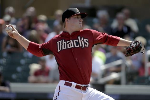 Is Top Pitching Prospect Archie Bradley Ready to Shoulder Patrick Corbin's Load?