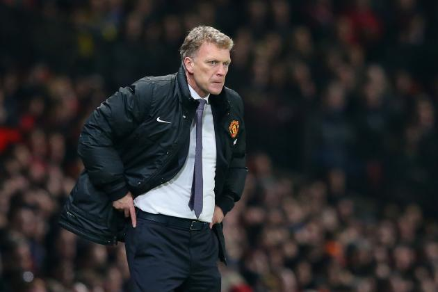 Forget the 'City Standard,' Moyes Set United Up to Fail in Manchester Derby