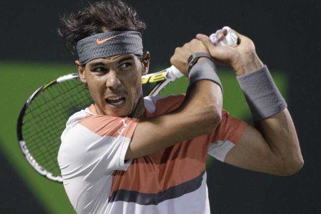 Rafael Nadal's Sony Open Performance Won't Impact French Open Chances
