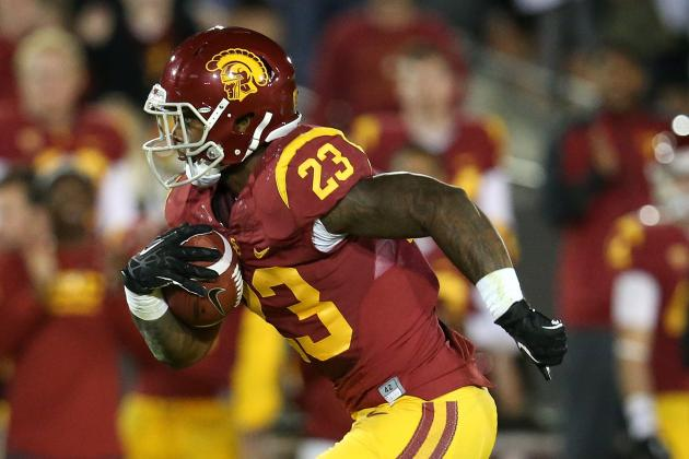 USC Tailback Tre Madden Gets His Legs Back Under Him