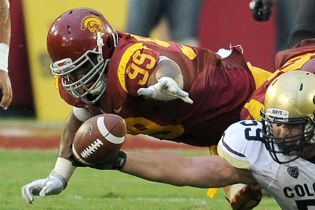 Trojans Front Seven Rounding into Form
