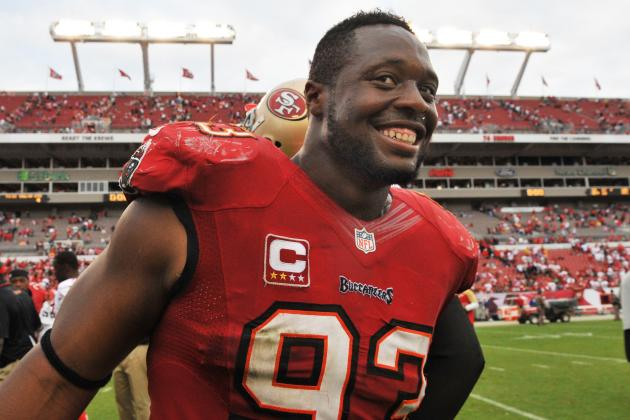 Bucs Want to Extend Gerald McCoy