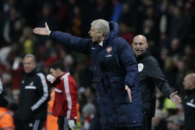 Arsenal Fans Plan to Unveil Anti-Arsene Wenger Banner at Wembley