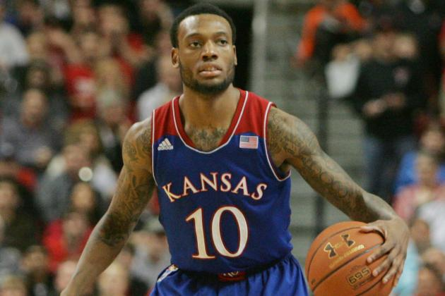Tharpe's Time as KU's Starting Point Guard May Be over