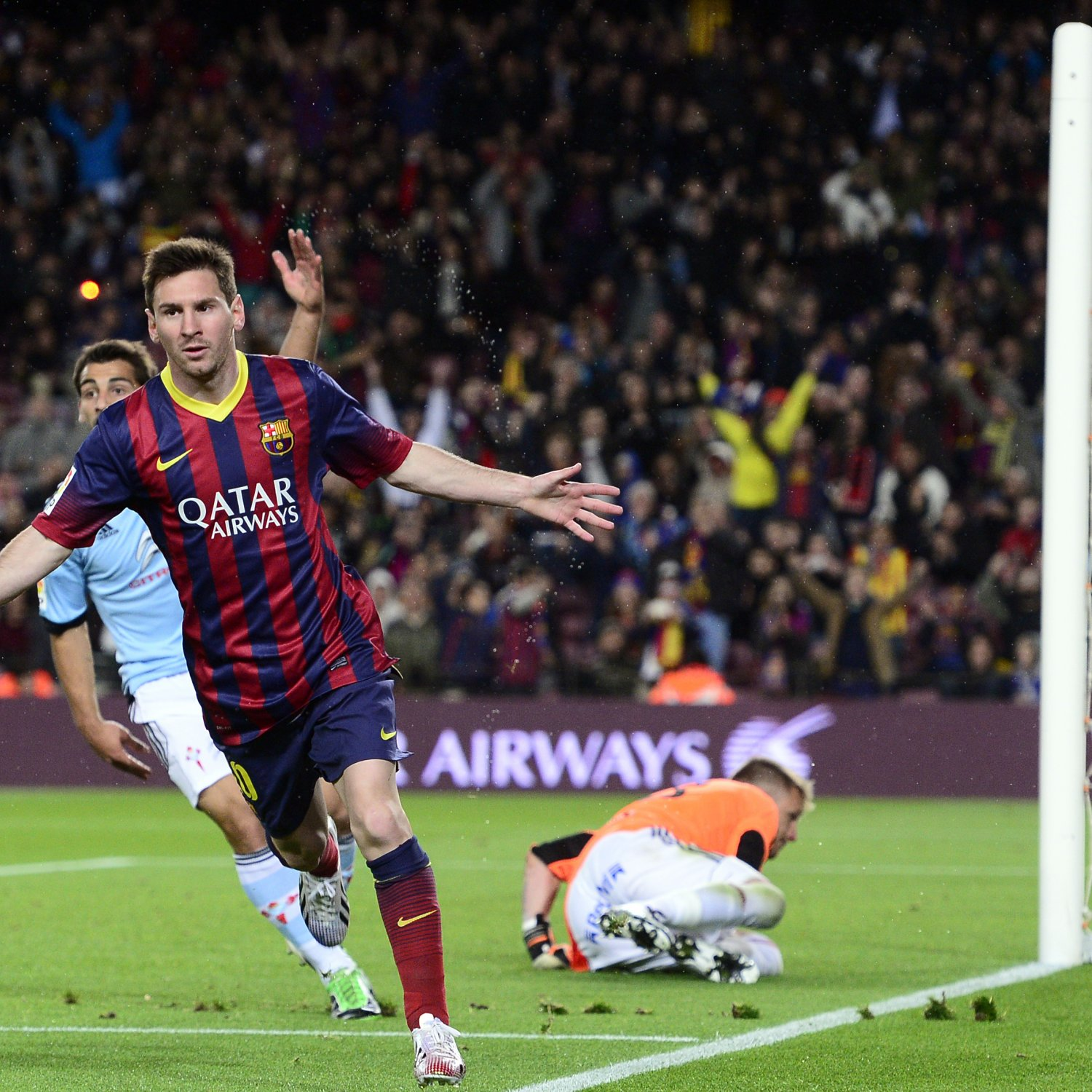 Barcelona Vs Celta Vigo In Youtube: Barcelona Vs. Celta Vigo: La Liga Score, Grades And Post